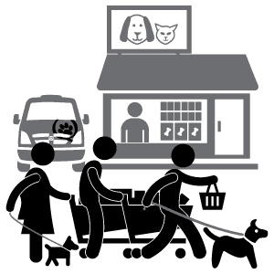 Icon-Shoppers-at-Store-288